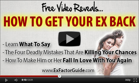 Get ex wife back after divorce